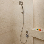 Cirrus Universal Shower System (Chrome)