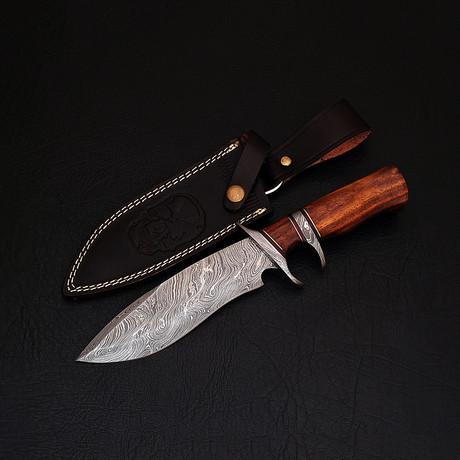 Subhilt Hunting Knife // Bk0172