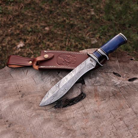 Subhilt Bowie Knife // Bk0205