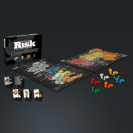 Risk // Game Of Thrones // Limited Premium Collector's Edition