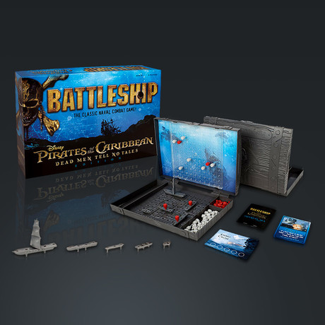 Battleship // Pirates Of The Caribbean // Limited Premium Collector's Edition