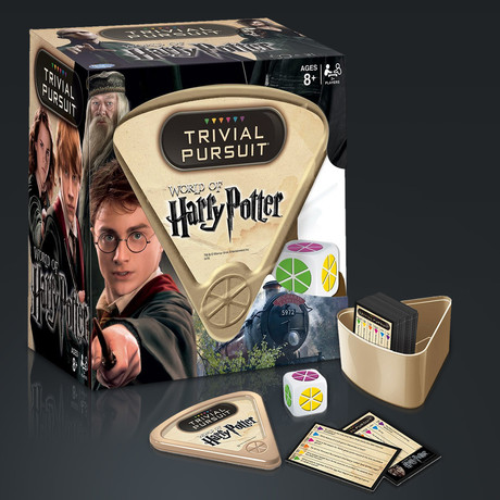 Trivial Pursuit// Harry Potter // Limited Premium Collector's Edition