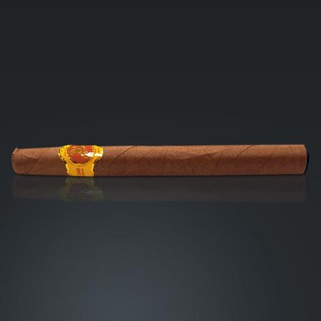 Premium Cuban Cigar Flavor // E-Vaporizer (Small (32 Gauge))