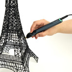 3Doodle Bundle: Pen + Book + DoodlePad + 5 Plastic Packs