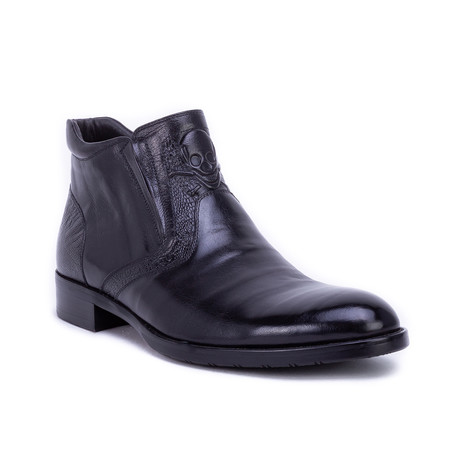 Gordon Boots // Black (US: 8)