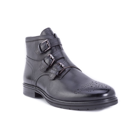 Malden Boots // Black (US: 8)