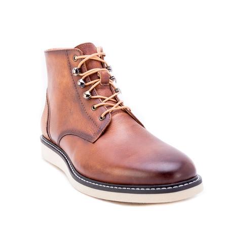 Finch Boots // Cognac (US: 8)