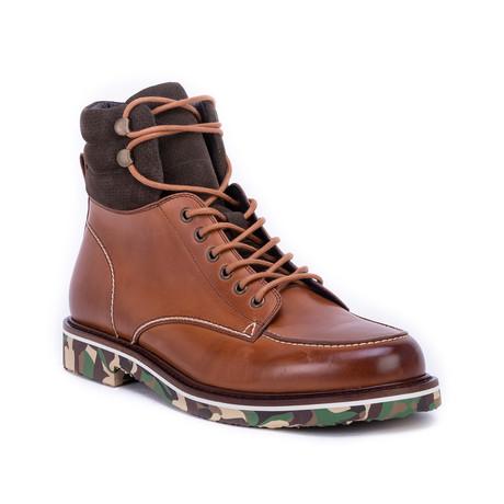 Canon Rock Boots // Cognac (US: 8)