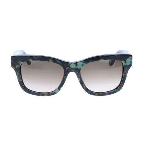 Women's V720SB Sunglasses // Camouflage Butterfly Army Green