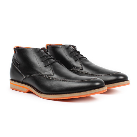 Dress Shoe // Black // JA-723002 (US: 6)