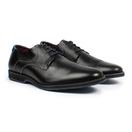 Dress Shoe // Black // JA-723004 (US: 6)