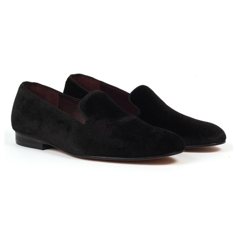 Slip-on Loafers // Black // JA-733009 (US: 6)