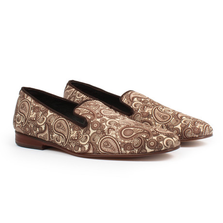 Fashion Slip-on Shoes // Cafe (US: 6)