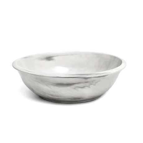 "10"" Salad Bowl // Marble"