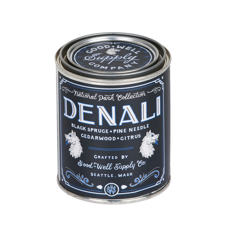 Candle pint denali 1 medium