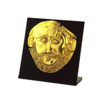 Agamemnon Gold Mask of Mycenae