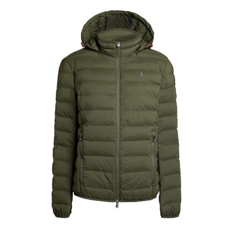 B150 Short Jacket // Sea Green (XS)