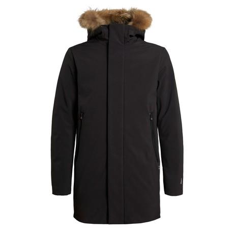 Caswell Coat // Black (XS)