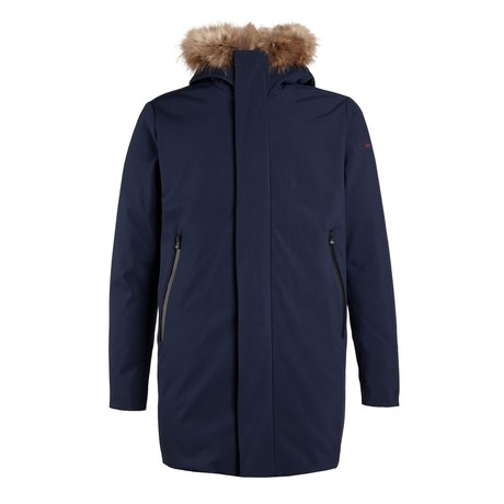 Caswell Coat // Navy (XS)