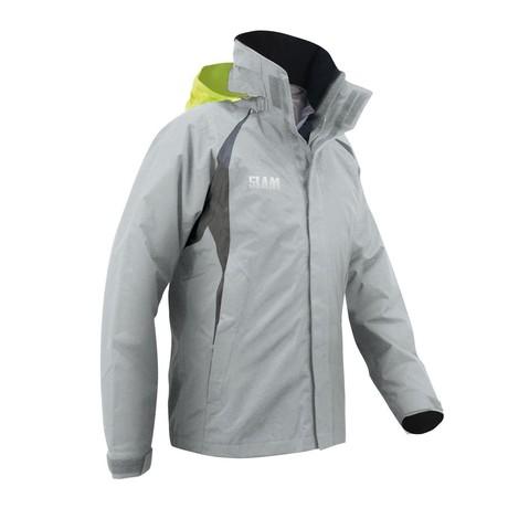 Force 1 Nylon Jacket // Gray (XS)