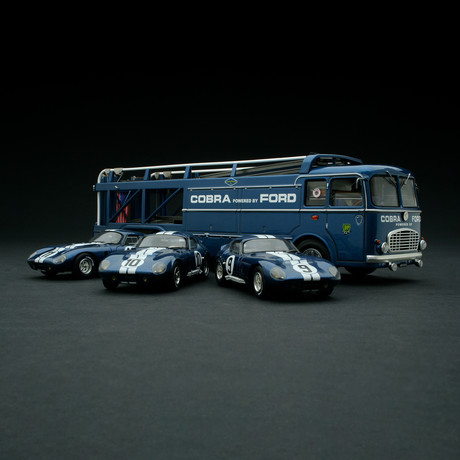 1965 Shelby Team at Le Mans (EXO00017BGS1)