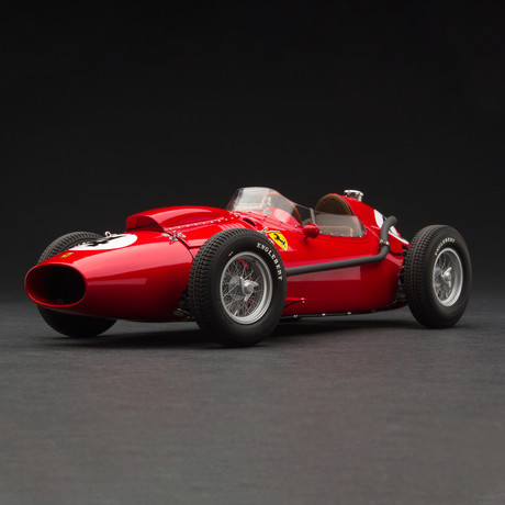 1958 Ferrari Dino 246 F1 // Winner & World Champion, Grand Prix of France, driven by Mike Hawthorn