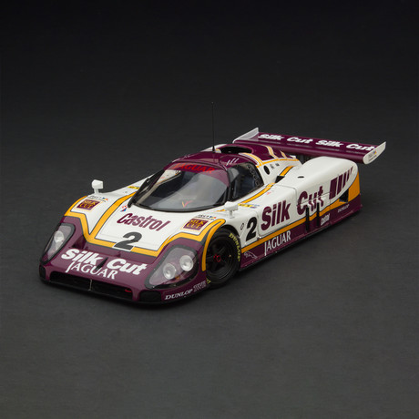 1988 Silk Cut Jaguar XJR-9 LM (MTB00104)