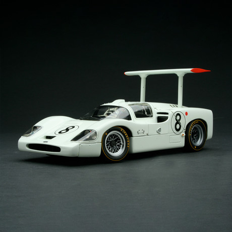 1967 Exoto Type 2F // 1967 Le Mans 24 Hours // Driven by Jennings-Johnson