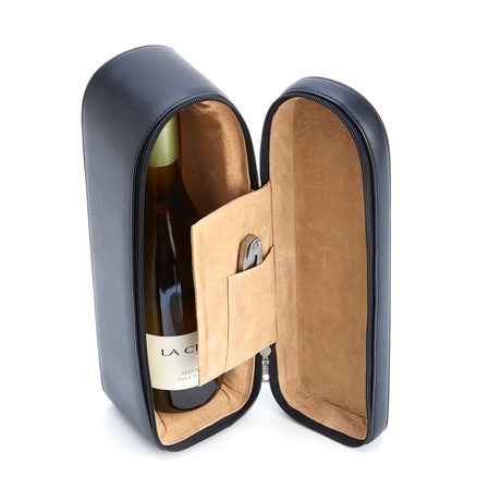 Wine Carrying Case // Black