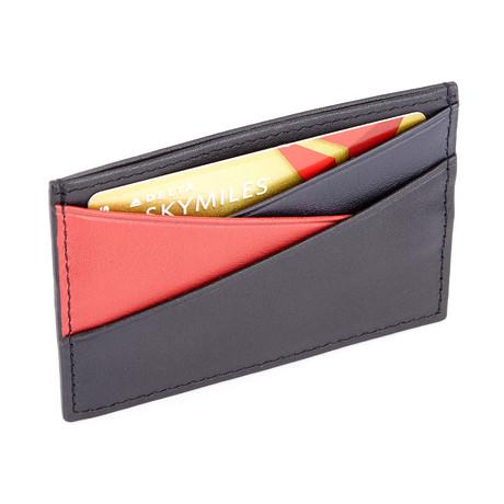 RFID Blocking Credit Card Case // Black