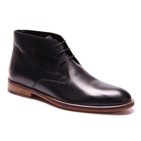 Humberto Derby Boot // Black (Euro: 40)