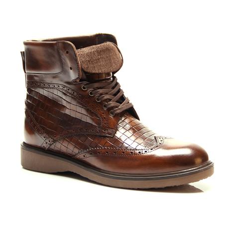 Erick Boot // Brown (Euro: 40)