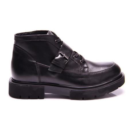 Hunter Boot // Black (Euro: 40)