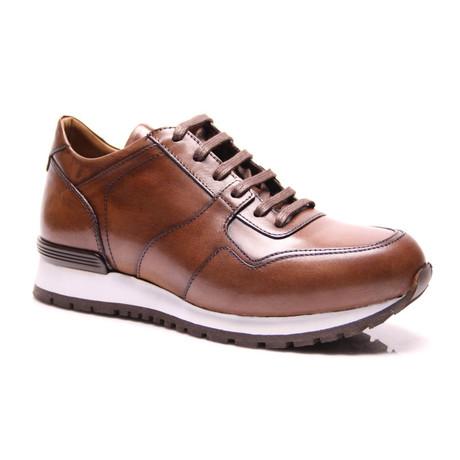 Tyree Sneaker // Brown (Euro: 40)