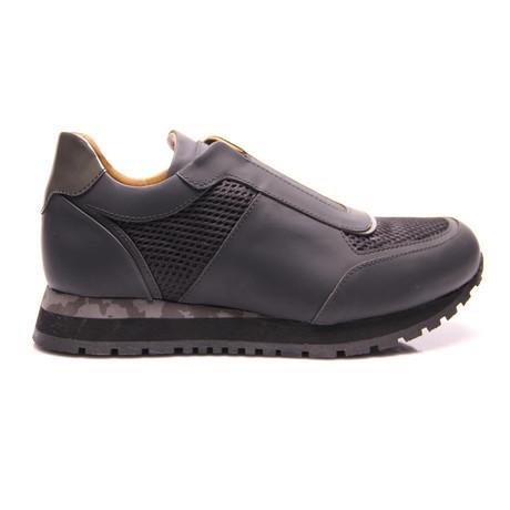 Roy Sneaker // Black (Euro: 40)