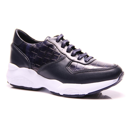 Kurt Sneaker // Dark Blue (Euro: 40)
