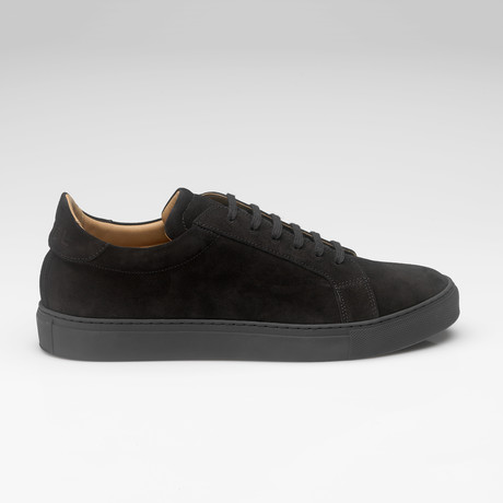 All Suede Sneaker // Black (UK: 7)