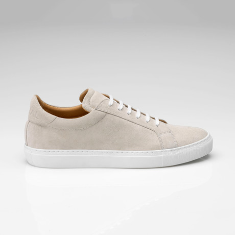 Suede Sneaker // Off-White (UK: 7)