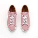Suede Sneaker // Pink (US: 7)