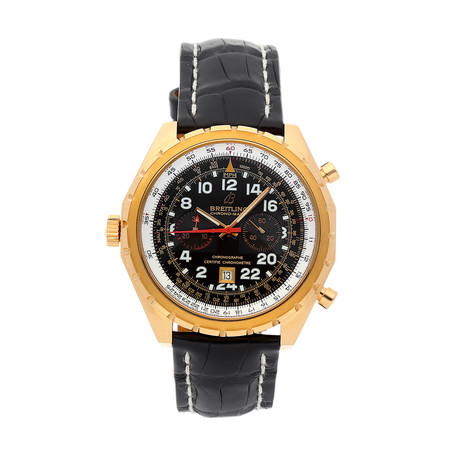 Breitling Chrono-Matic GMT Automatic // H2236012/B818 // Pre-Owned