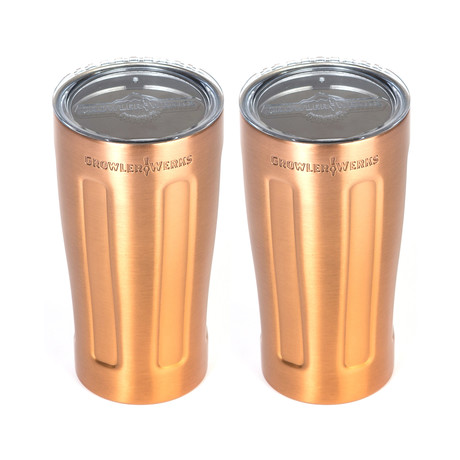 uPint Cups // Copper // Set of 2