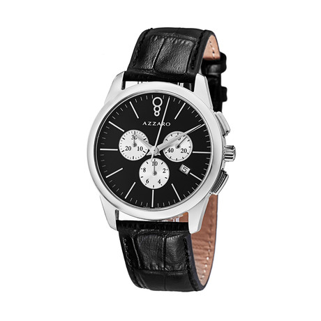 Azzaro Chronograph Quartz // AZ2040.13BB.000 // New
