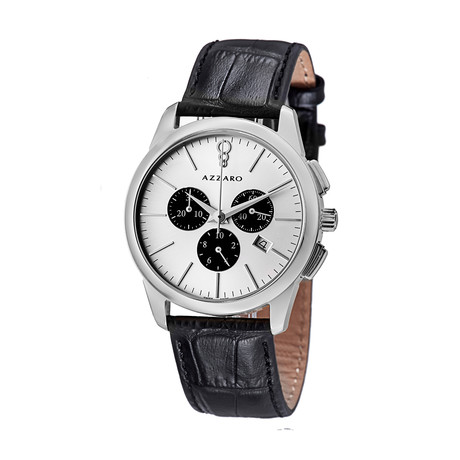 Azzaro Chronograph Quartz // AZ2040.13SB.000 // Store Display