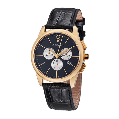 Azzaro Chronograph Quartz // AZ2040.63BB.000 // New