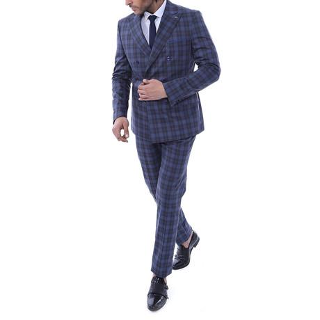 Sam 2 Piece Slim Fit Suit // Navy (Euro: 44)