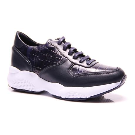 Guy Sneaker // Dark Blue (Euro: 40)