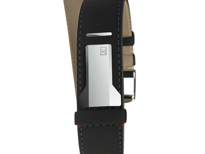 Photo of Klokers Rotating Swiss Watches Klokers Quartz // KLINK-04-SC2 // Matte Black Straight Strap by Touch Of Modern