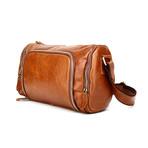 Messenger Bag // Oil Brown