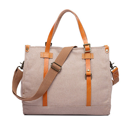 Tote Bag // Light Brown