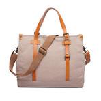Tote Bag // Light Brown